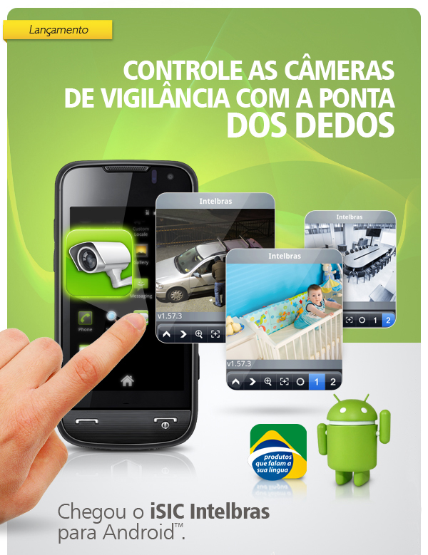 isic intelbras para android